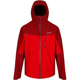 Regatta Birchdale Veste Homme, delhi red/classic red